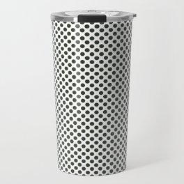 Duffel Bag Polka Dots Travel Mug