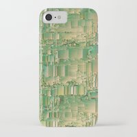 bar iPhone & iPod Cases featuring Energy bar by Okti