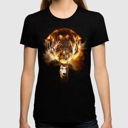 REIN FIRE DEER T-shirt