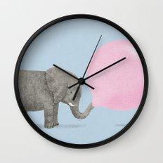 Jumbo Bubble II Wall Clock