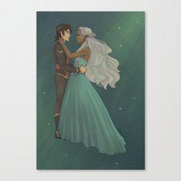 Kallura - Fantasy Canvas Print