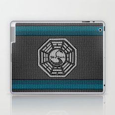 Dharma Logo from LOST - Knitted Version Laptop & iPad Skin