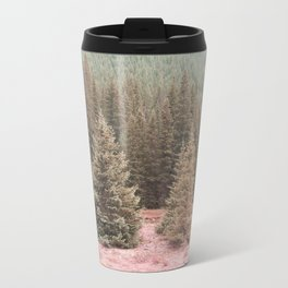 Look For Me In The Trees Metal Travel Mug