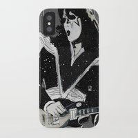 spaceman iPhone & iPod Cases featuring Spaceman by Ed Pires