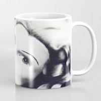 wasted rita Mugs featuring Rita by JezRebelle