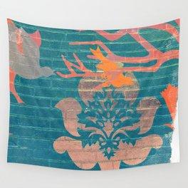 Wall Art Remix Wall Tapestry