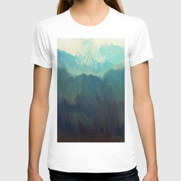 Pixel Sorting 61 T-shirt