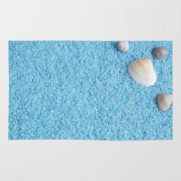 Sea shells Rug