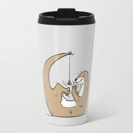 Day Off Travel Mug