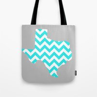 texas Tote Bags featuring TEXAS by natalie sales