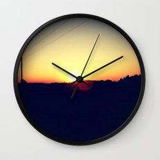 Summer Sets Wall Clock