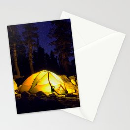 Camp Life Stationery Cards