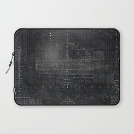 Numbers Diagram Laptop Sleeve