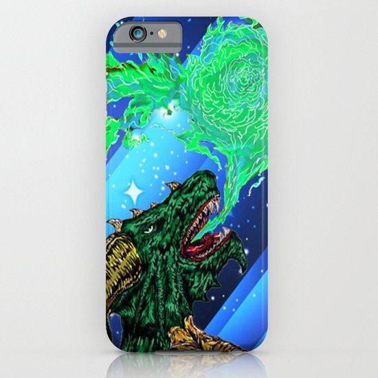 green dragon fire artist iPhone & iPod Case