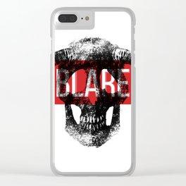R.e.a.p Clear iPhone Case