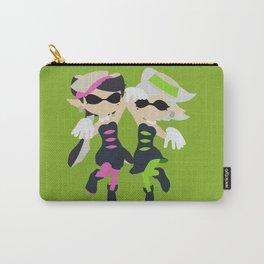 Callie & Marie (Green) - Splatoon Carry-All Pouch