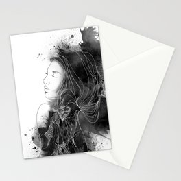 Sacred Datura of Zion Stationery Cards