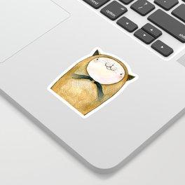 cutie cat Sticker