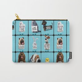 The Secret Life Of Pets Movie  Carry-All Pouch