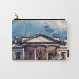White House On A Sunny Day Carry-All Pouch