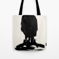 avatar Tote Bags featuring Avatar by Visualcrafter
