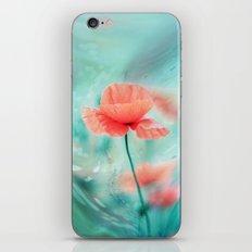 Fantasy Garden - Poppy Dream  iPhone & iPod Skin