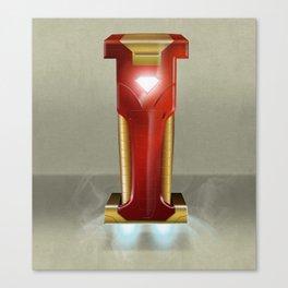 Superbet 'I' Canvas Print