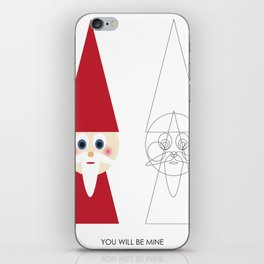 you will be mine iPhone Skin