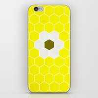 minion iPhone & iPod Skins featuring Minion by Alexandre Reis