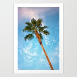 Palm Springs, CA Art Print