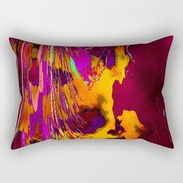 Aspiration for Ascent Rectangular Pillow