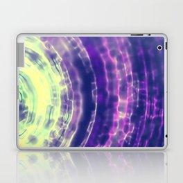 Green and Purple Abstract Laptop & iPad Skin