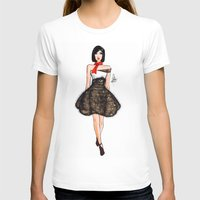 model T-shirts featuring Model by Marven RELOADED