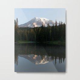 Reflection Lake Metal Print