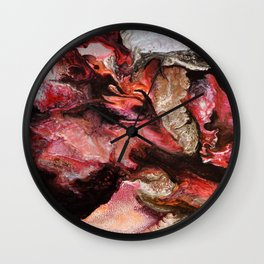The dragon breath Wall Clock