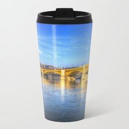Margaret Bridge Budapest Travel Mug