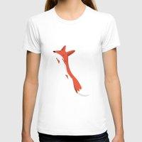 mr fox T-shirts featuring Mr. Fox by justdan
