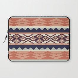 Native American Geometric Pattern Laptop Sleeve
