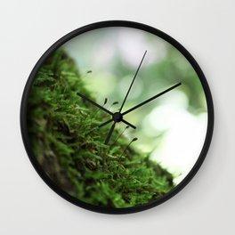 Moss 4 Wall Clock