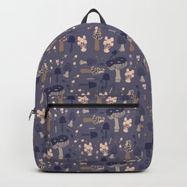 I love fall and mushrooms - collection Backpack