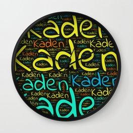 Kaden Wall Clock
