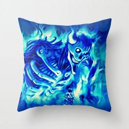 susanoo Throw Pillow