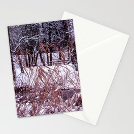 Nix in parco Stationery Cards