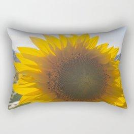 Sunflower (1) Rectangular Pillow