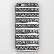 poetaster iPhone & iPod Skin