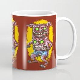 I Don't Care How Hungry You Are, I Gotta Piss! Coffee Mug
