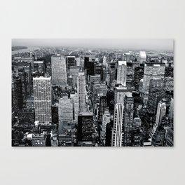 NYC - Big Apple Canvas Print