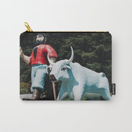 Babe the Blue Ox California Redwoods Carry-All Pouch