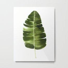 Nature leaves II Metal Print