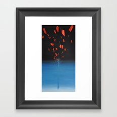 Find Your Way Framed Art Print